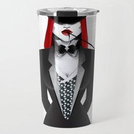 Gotham Masquerade Travel Mug