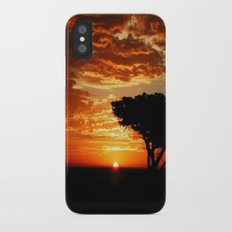Fiery Dragon iPhone X Slim Case
