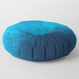 Deep Ocean Floor Pillow