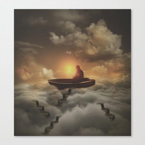 Surreal dreams, chapter I Canvas Print