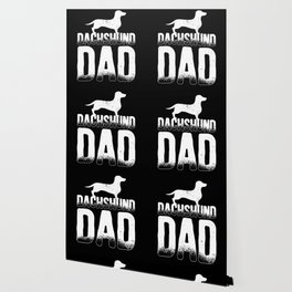 Dachshund Dad | Dog Owner Gift Idea Wallpaper