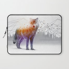 A Wilderness Within / Wolf Laptop Sleeve