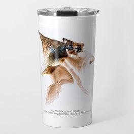 Namdapha Flying Squirrel Travel Mug