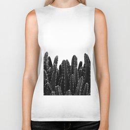Black Cacti Dream #1 #minimal #decor #art #society6 Biker Tank