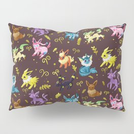 Eeveelutions Pillow Sham
