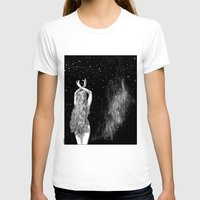 apollonia T-shirts featuring asc 604 - L'invocation à Vénus (Venus under the sky) by From Apollonia with Love