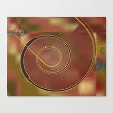 Lightening Orb I Canvas Print