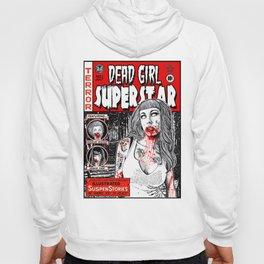 "DEAD GIRL SUPERSTAR ""RETRO COMIC COVER"" Hoody"