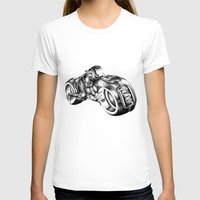 tron T-shirts featuring tron by liz williams