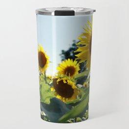 Sunflowers II Travel Mug