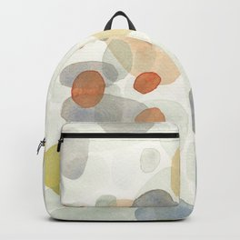 Whimsical abstract Backpack