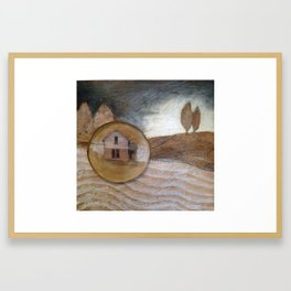 Country Comforts Framed Art Print