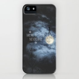Away From All Of Reality iPhone Case