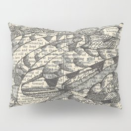 Rolling with the Wind Pillow Sham