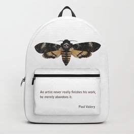 Moth of life Backpack