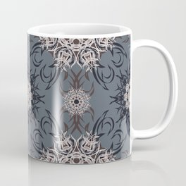 Wood and Sky - Mosaic Coffee Mug