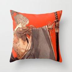Mantle Throw Pillow