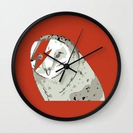Labyrinth movie jareth Owl Wall Clock