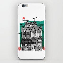 Tudor Revival iPhone Skin