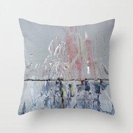 Urban Abstract 111 Throw Pillow