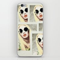 iggy azalea iPhone & iPod Skins featuring Iggy by Mari Vasilescu