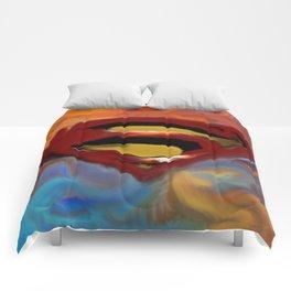 Super man Comforters