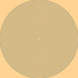 Art Print - Circles - Felipe Chavez