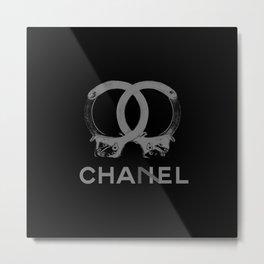 CHA7EL Metal Print