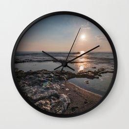Calabria italy Wall Clock