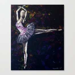 Arabesque Canvas Print
