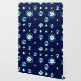 Citi Moon Wallpaper