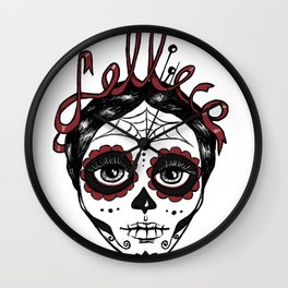 Lelleco Wall Clock