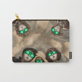 Oz City of Green Carry-All Pouch