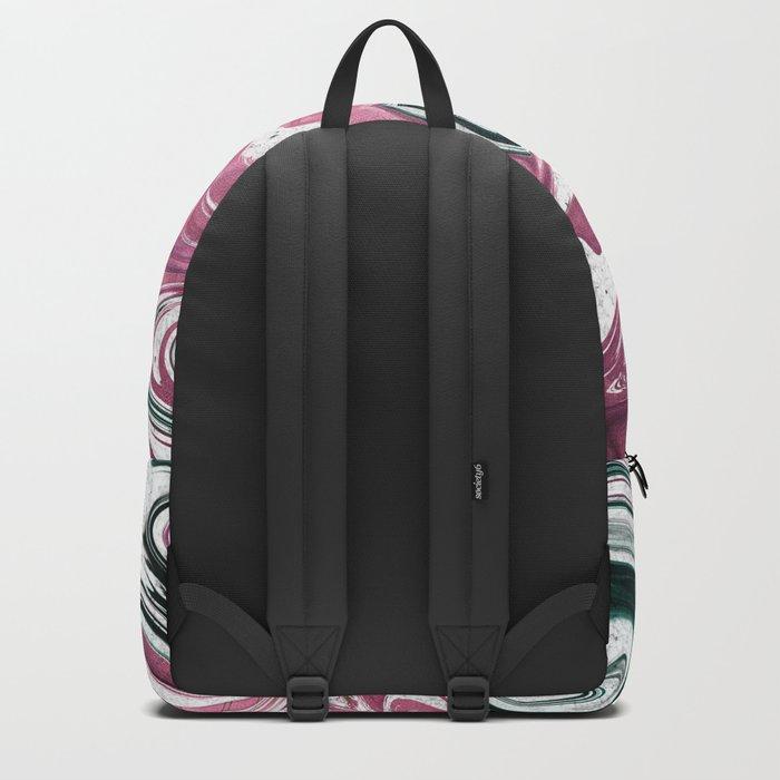 Marble Glitch 4 Backpack