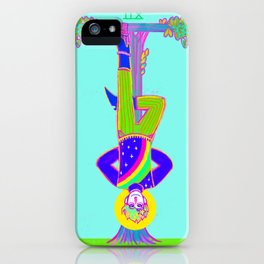 Hanged Man - Snazzy iPhone Case