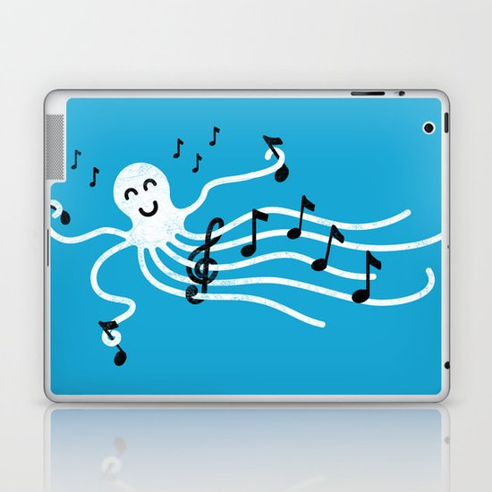 Under the C (Major) Laptop & iPad Skin