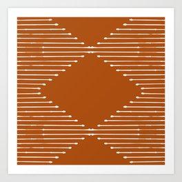Geo (Rust) Kunstdrucke