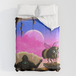 Zebedee the Alchemist Bee Comforters