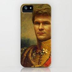 Patrick Swayze - replaceface Slim Case iPhone (5, 5s)