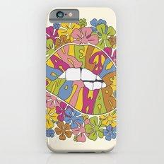 make love... iPhone 6s Slim Case