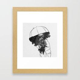 Winter smell. 2 Framed Art Print