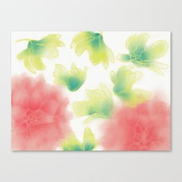 Hues of Spring Canvas Print