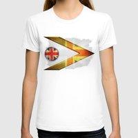 british T-shirts featuring British by ilustrarte