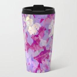 Plum Blossoms Travel Mug