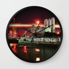 Smith 9th St, Brooklyn N.Y. Wall Clock