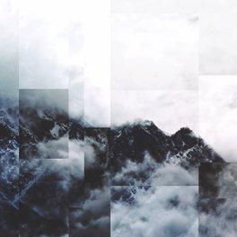 Framed Art Print - Fractions A81 - Seamless