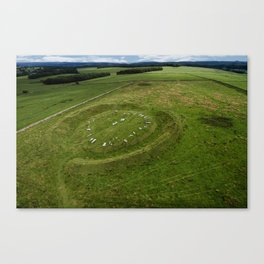 Arbor Low Canvas Print