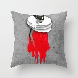 MAMASAI Throw Pillow