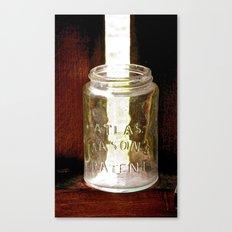 Atlas Mason Canvas Print