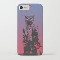 hotline miami iPhone & iPod Cases featuring HOTLINE MIAMI by Bertrand Nadal